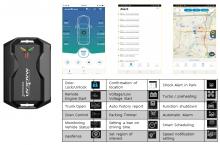 [신제품 출시] 2020 신제품 CMT 시리즈 LTE / CAT M1 모뎀/모바일 앱 제품 출시
